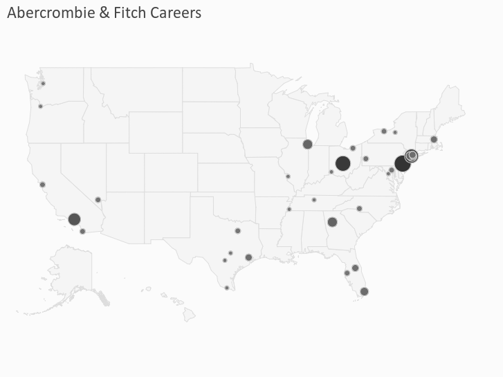 Abercrombie & Fitch Careers