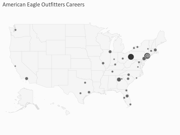 American Eagle Outfitters Jobs