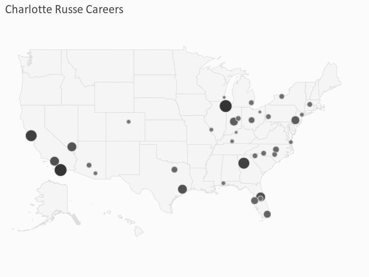 Charlotte Russe Careers