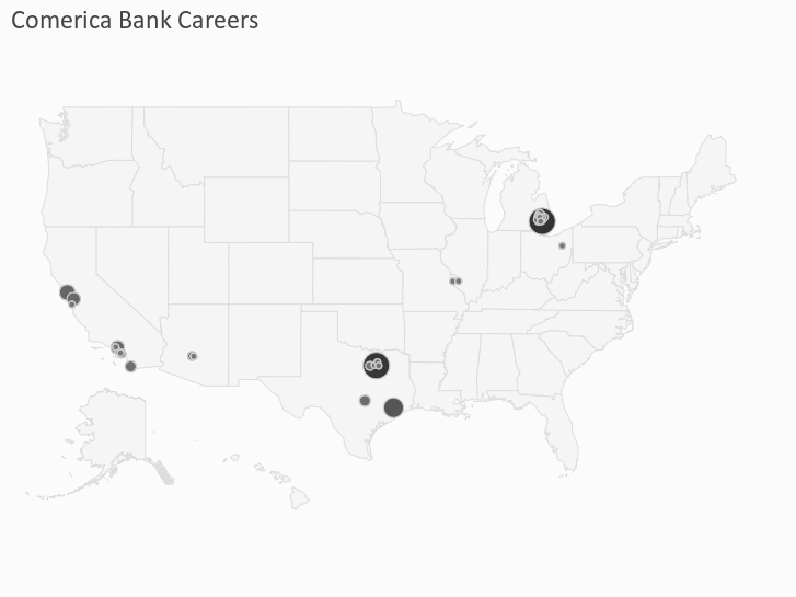 Comerica Bank Careers