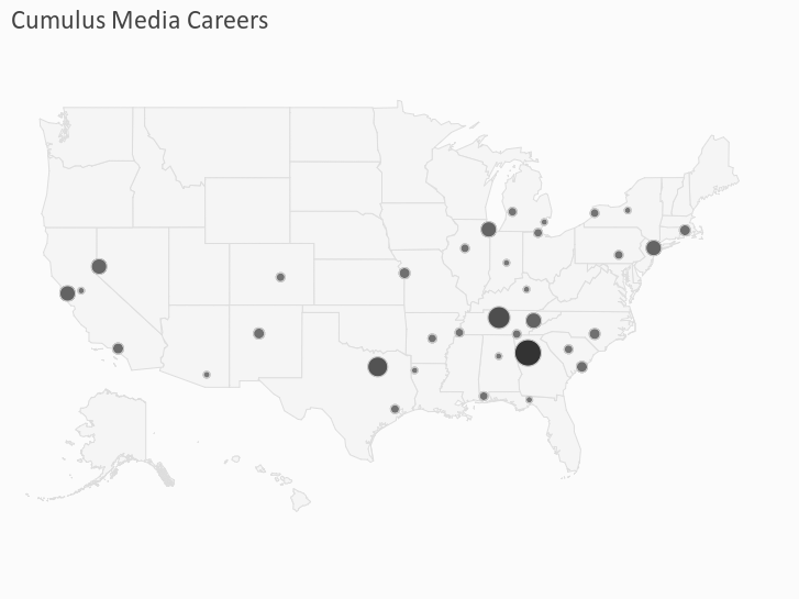 Cumulus Media Careers