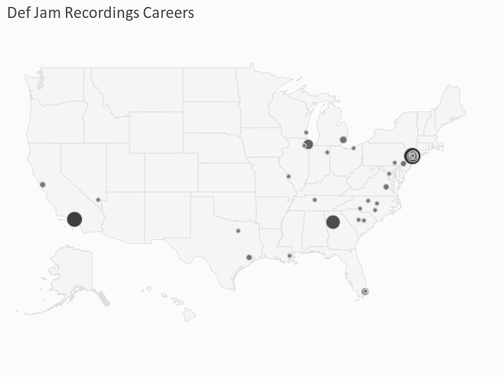 Def Jam Recordings Careers