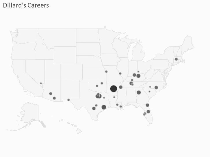Dillard's Careers