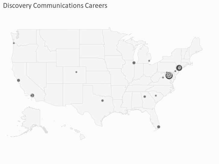 Discovery Communications Careers