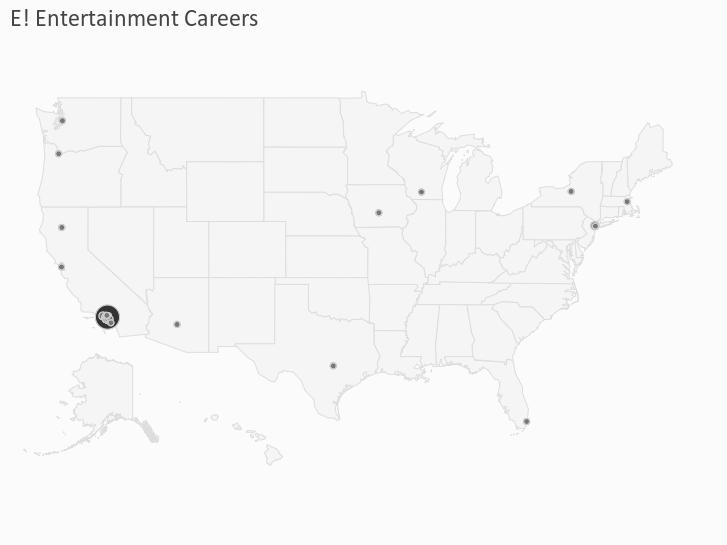 E! Entertainment Careers