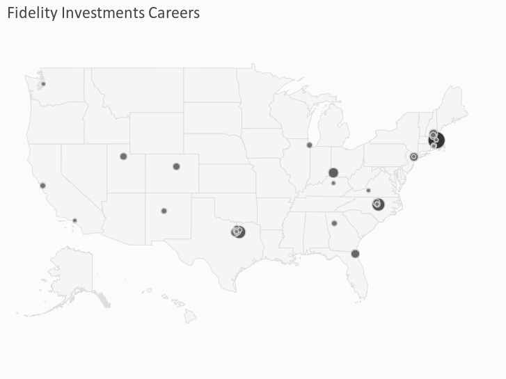 Fidelity Investments Careers