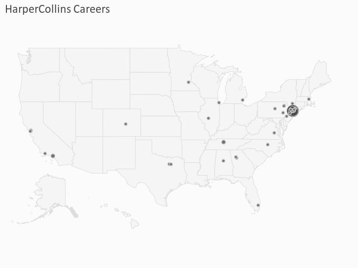 HarperCollins Careers