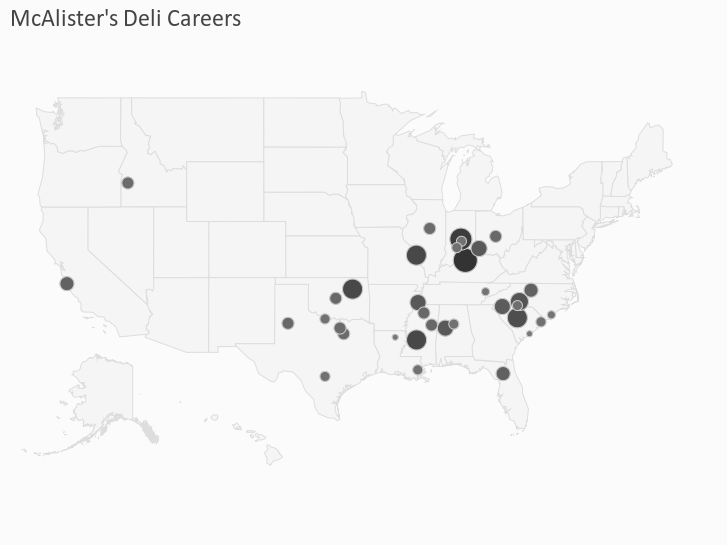 McAlister's Deli Careers