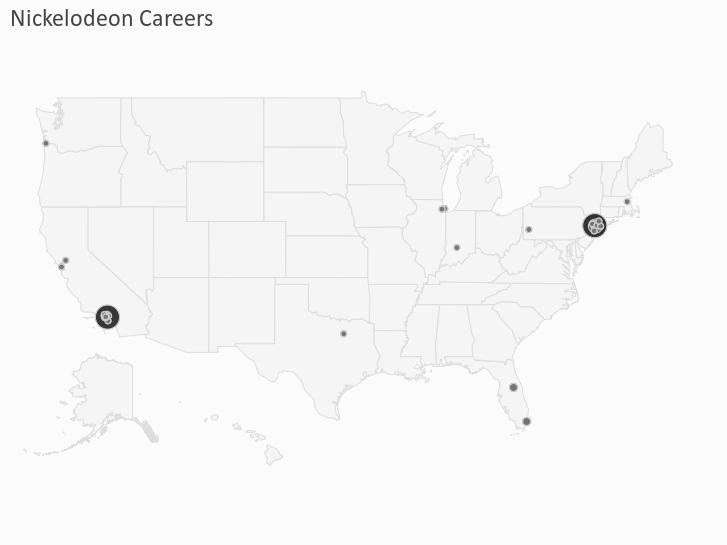Nickelodeon Careers