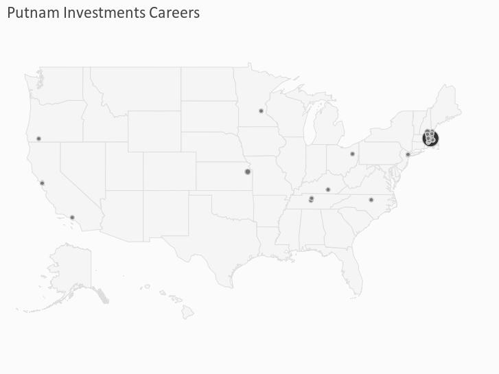 Putnam Investments Careers
