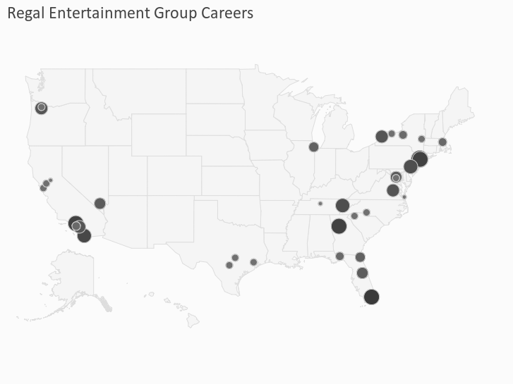 Regal Entertainment Group Careers