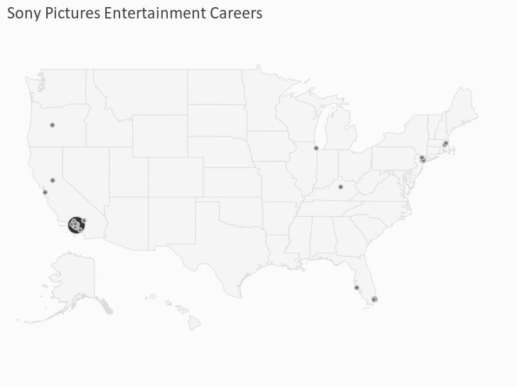 Sony Pictures Entertainment Careers