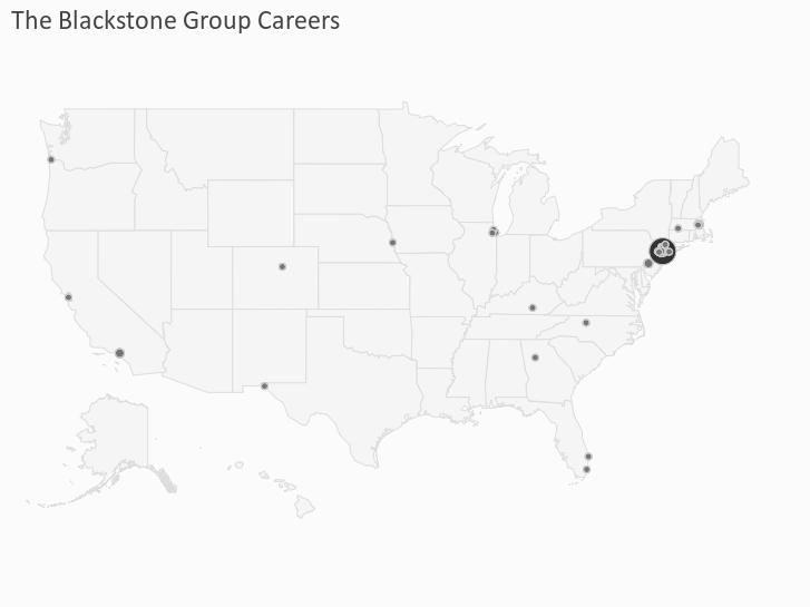 The Blackstone Group Careers