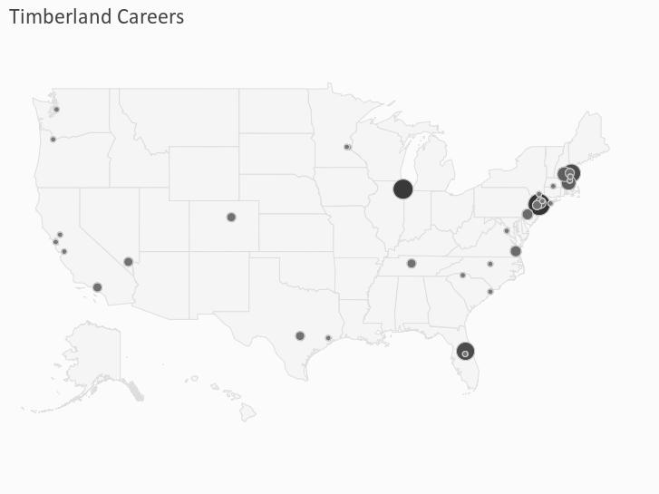 Timberland Careers