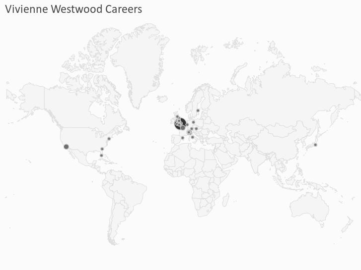 Vivienne Westwood Careers