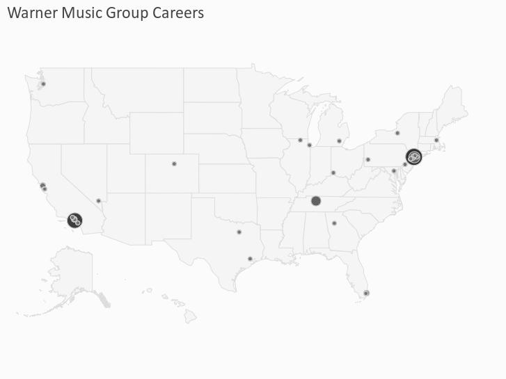 Warner Music Group Careers